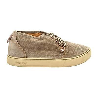 Schuhe Erdgraue Turnschuhe 151006 Satorisan Yasuragi Leen Rj3L54A