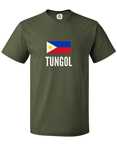 t-shirt-tungol-city-green