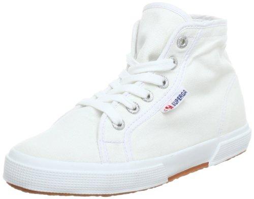 Superga 2095-COTU S003J40, Baskets mode mixte adulte Blanc (TR-B2-Blanc-120)