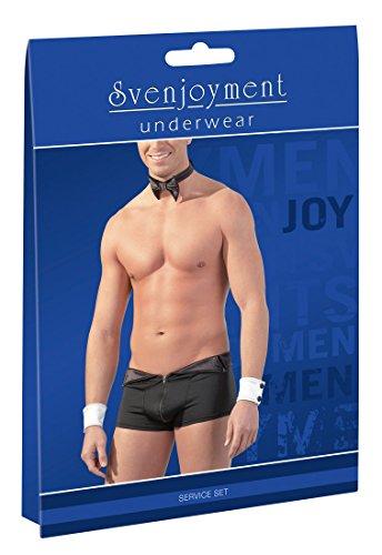 Svenjoyment Herren Outfit Sexy Server-Unterseite Herren Größe (Kostüme Erotische Herren)