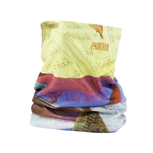 Phunkshun Wear Fleece-Nackenschlauch, Unisex, 131, Tibet, Einheitsgröße - Microfleece-gesichtsmaske