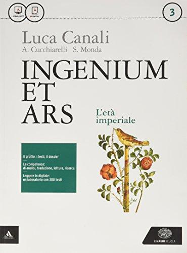 Ingenium et ars. Per i Licei. Con e-book. Con espansione online: 3