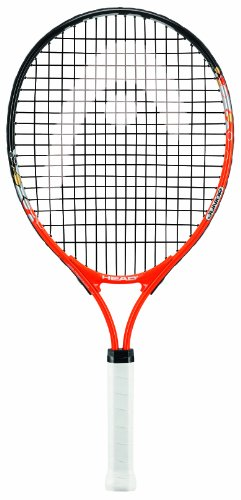 HEAD Kinder Tennisschläger Radical 21, orange/grau, RH231282L0