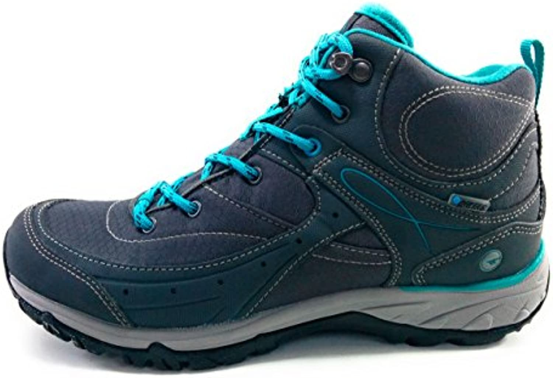 Hi-Tec, Stivali da da da Escursionismo Donna Grigio Grigio | una grande varietà  | Scolaro/Signora Scarpa  0837e6