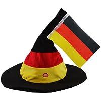 Kögler 68001 Tanzender Hut, Deutschland, 38 x 38cm, 1 Knopf, inklusive Alkali-Batterien