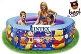 Intex Winnie the Pooh Planschbecken 195 x 178 cm