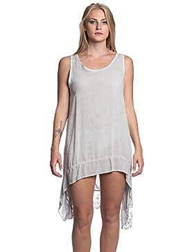 [Sponsorizzato]Abbino IG001 Vestiti Donne Ragazze - Made in Italy - Multiplo Colori - Transizione Autunno Inverno Tempo Libero...
