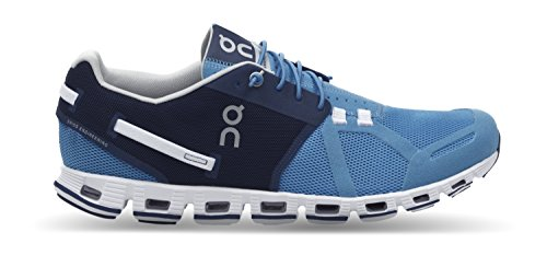 On Running Cloud Malibu Denim 44 (Trail Running-schuhe Herren-schuhe)