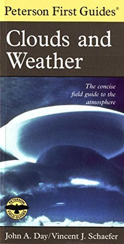 Peterson First Guide to Clouds and Weather by Vincent J. Schaefer (1998-02-20)
