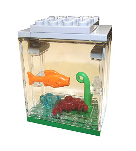 LEGO® Aquarium, tolle Eigenzusammenstellung seltenen Teilen - Seltene Teile
