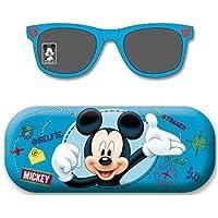 Blister gafas sol Mickey Disney funda metalica