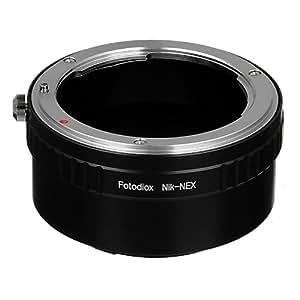 Fotodiox adaptateur de monture d 39 objectif pour objectif for Objectif a miroir pour nikon