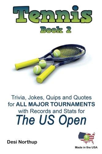 The Tennis Book 2: The US Open in Black + White: Volume 2 por Desi Northup