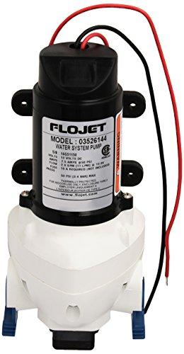 Preisvergleich Produktbild Flojet 3526-144A Druckwasserpumpe, 3.4 Bar, 12 Volt