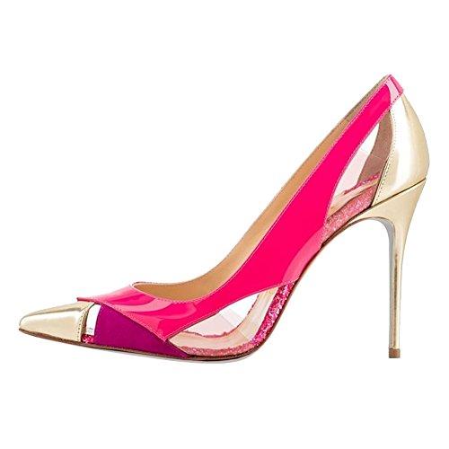 MERUMOTE - Punta appuntita donna Pink