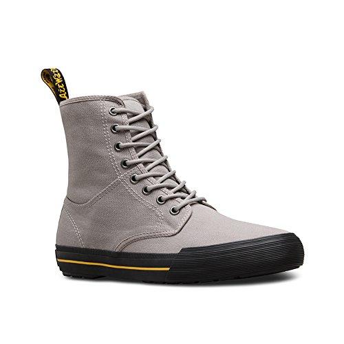 Dr. Martens Winsted, Sneaker Alte Unisex - Adulto Grigio chiaro
