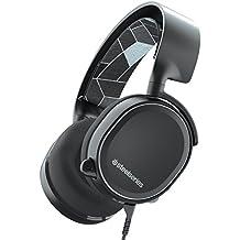 SteelSeries Arctis 3 Console – Gaming-Headset für Konsolen – PlayStation 4 / Xbox One / Nintendo Switch – Schwarz