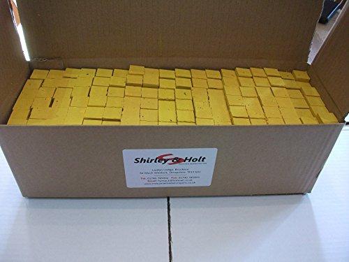 Reifen Marker Kreide/Wachs Holz/Holz Industrie Marker Kreide gelb, 105Stück