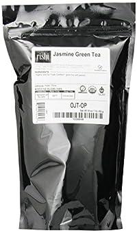Rishi Tea Organic, Jasmine Tea, 1-Pound