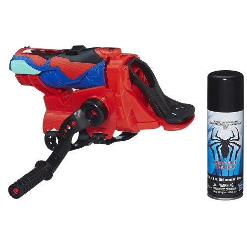 Spiral Blast Web Shooter Water Blaster Toy Shooting Fun ()