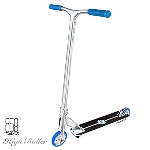 Ride 858 High Roller (Chrome/bleu)