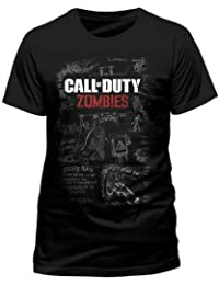 Call Of Duty Black Ops III - Mob Of The Dead T-Shirt schwarz