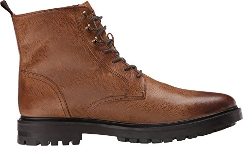 Base London Reivers, Bottes Motardes homme Black (waxy Black)