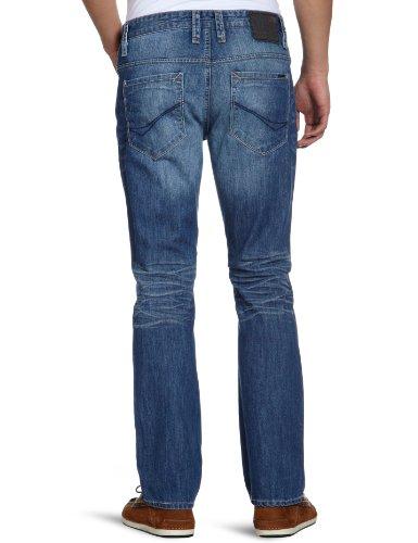 Blend Herren Jeans Niedriger Bund 6907 Blau (663)