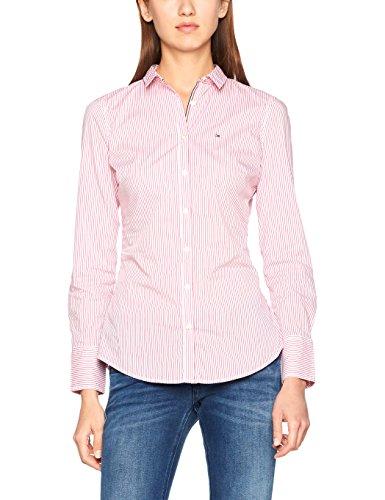 Tommy-Jeans-Damen-Bluse