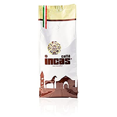Coffee Beans Creamy Italian Espresso Incas Oro 1Kg