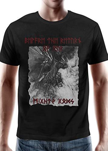 T-Shirt Beware The Return of. Odin Größe L
