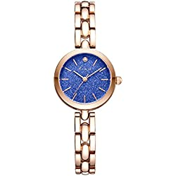 fashion ladies watch waterproof/Simple trend decorative Bracelet Watch-F