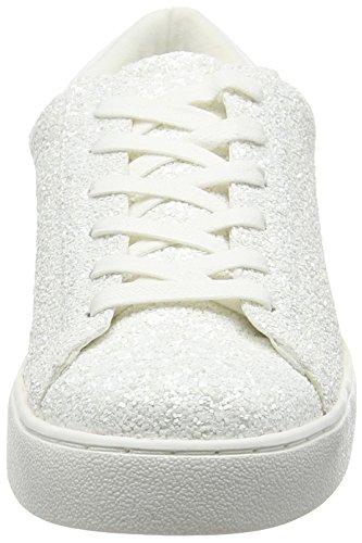 Nine West Damen Palyla3 Low-Top White (Pearl/White)