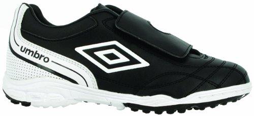Umbro Classico Kids Vc, Chaussures de football garçon Noir (090 Noir/Blanc)