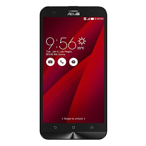 Asus Zenfone 2 Laser 5.5 ZE550KL-1C123IN (Red)  available at amazon for Rs.10999