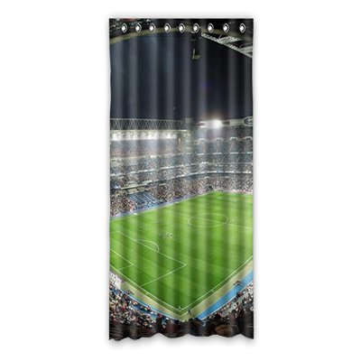 Dalliy stadio di calcio le tende tenda della finestra poliestere window curtain 50