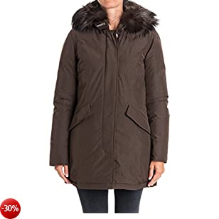 Woolrich Giacca Donna Wwcps2510sm207268 Marrone M