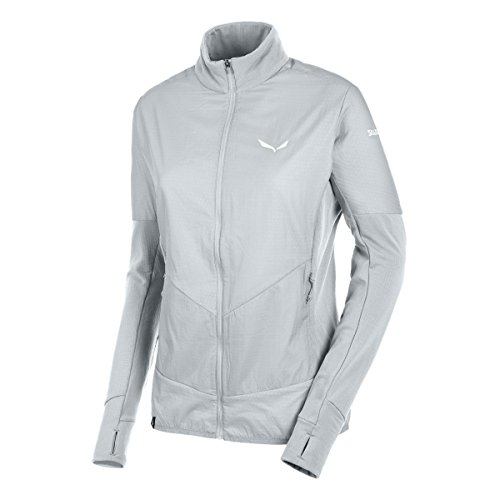 SALEWA Damen Funktionsjacke PEDROC PTC ALPHA Grey