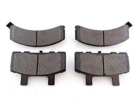 Front Brake Pads D369 CBK For CADILLAC DEVILLE ESCALADE FLEETWOOD