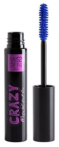 Miss Den Crazy Mascara, Farbe: Electric blue, 7 ml -