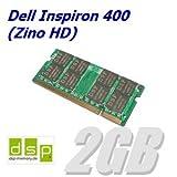 2GB Speicher / RAM für Dell Inspiron 400 (Zino HD)