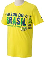 PUMA Herren Brasilien T-Shirt My Nation Tee