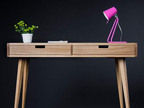 Schreibtisch mit Schubladen, Mitte Jahrhundert modern, 105x50