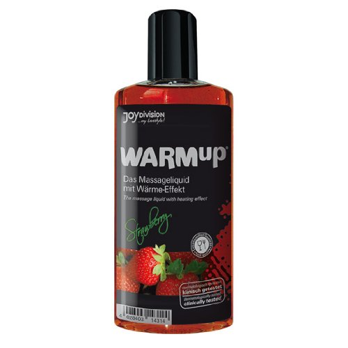 Price comparison product image Warming Massage Oil Strawberry