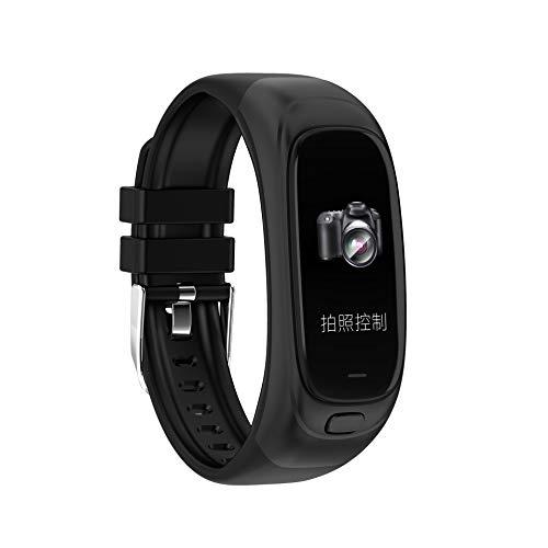 zlywj cardiofrequenzimetro smart bracelet meter smart alert frequenza cardiaca monitoraggio misuratore di monitoraggio impermeabile nero