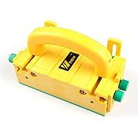 sdfghzsedfgsdfg Seguridad 3D empuje bloque de empujar la madera Pad tirón Router Sierra de mesa fresadora