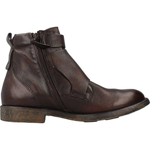 Bottines-Boots, couleur Marron , marque MJUS, modÚle Bottines-Boots MJUS HAL Marron Marrón