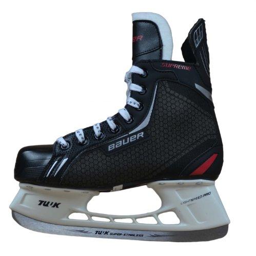 Bauer Eishockey-Schlittschuh SUPREME SPEED TI JR. EH-Skate