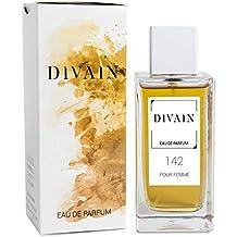 DIVAIN-142 / Consultar tendencia olfativa/Agua de perfume para mujer, vaporizador 100