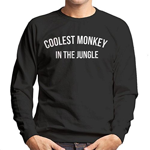 Coolest Monkey In The Jungle Men's Sweatshirt